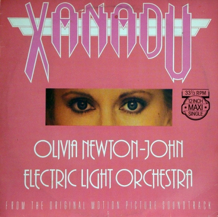 Olivia Newton John & Electric Light Orchestra ?– Xanadu