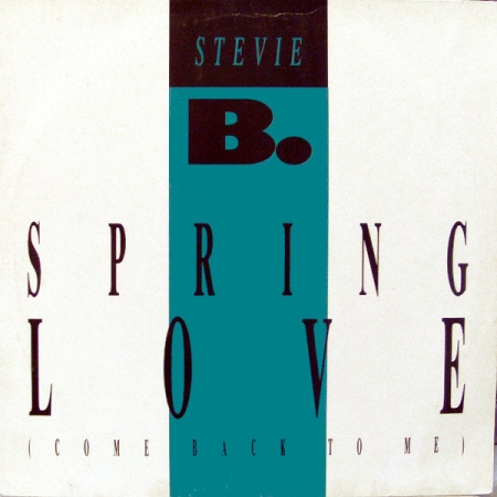 Stevie B.* ‎– Spring Love (Come Back To Me)