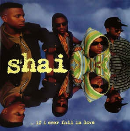 Shai ‎- ...If I Ever Fall In Love