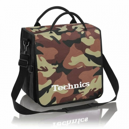 Bag Technics Camuflada Marrom