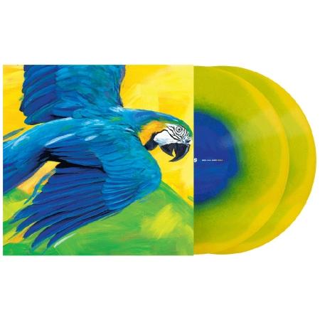 Timecode Serato Control Vinyl Brazil Edição Limitada (O PAR)