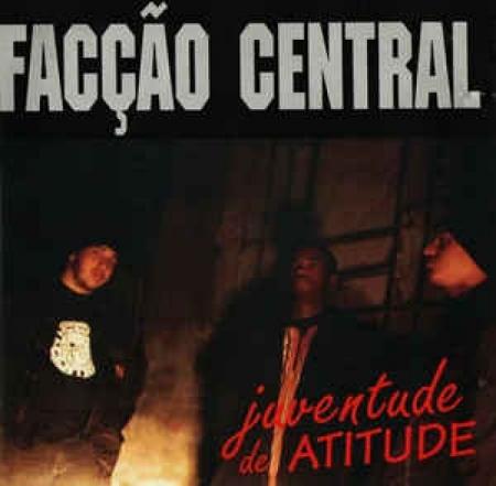 Facção Central - Juventude de Atitude(disco novo)zerado