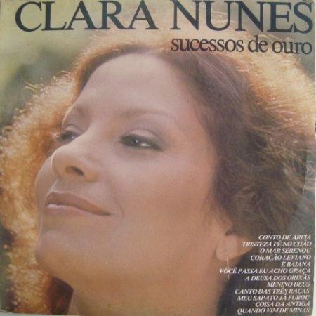 Clara Nunes – Sucessos De Ouro