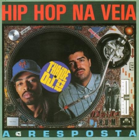 Thaide DJ Hum - Coleçao Eldorado Hip Hop Na Veia
