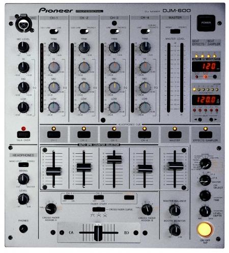 Mixer Pioneer 600