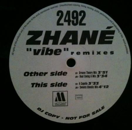 Zhané – Vibe (Remixes)
