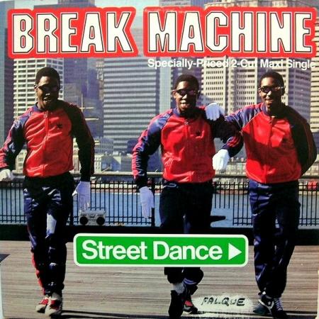 Break Machine – Street Dance