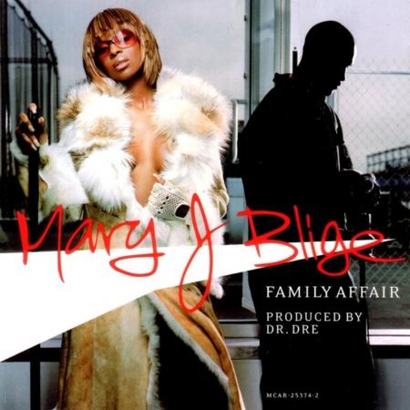 Mary J Blige – Family Affair ( LACRADO )