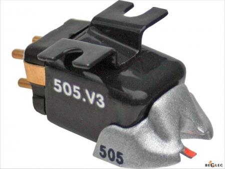 Agulha e Capsula Stanton 505 V3