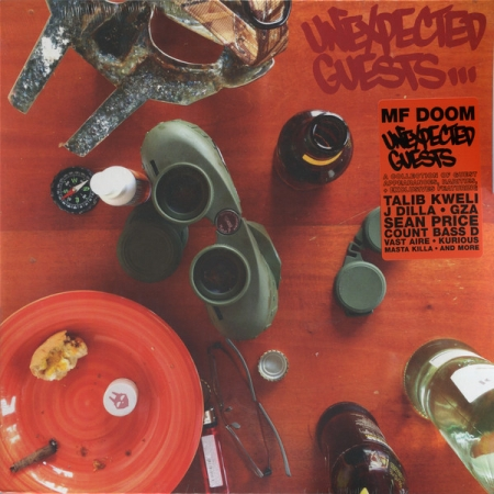 MF DOOM – Unexpected Guests