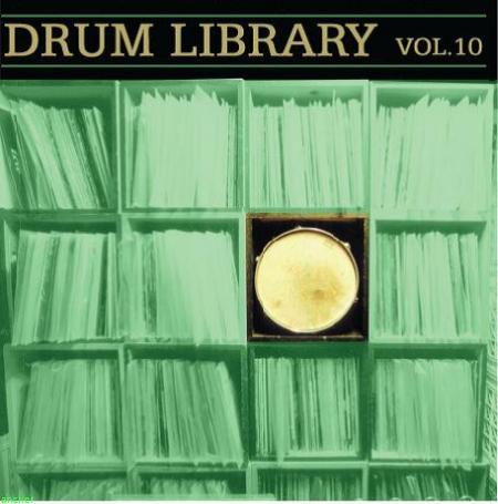 Paul Nice ?– Drum Library Vol. 10