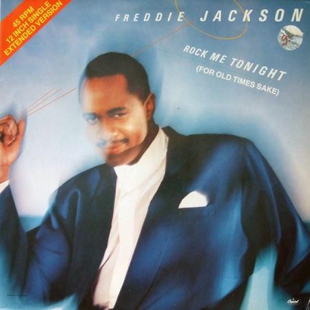 Freddie Jackson ?– Rock Me Tonight (Extended Version)