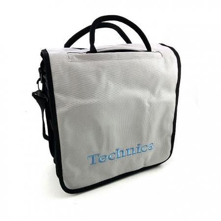 Technics Backpack Record Bag Cinza