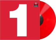 Serato Control Vinyl - Performance Series - BLUE (RED)