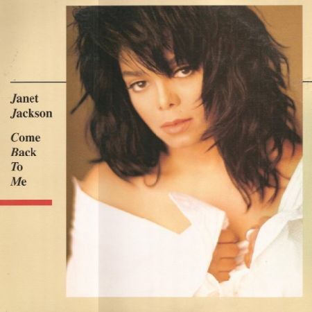 Janet Jackson ‎– Come Back To Me