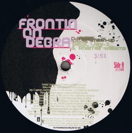 Beck, Jay-Z & Pharrell Williams – Frontin' On Debra (DJ Reset Mash-Up)