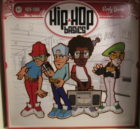 Hip Hop Basics Vol.1 - 1979-1988 - Early Years