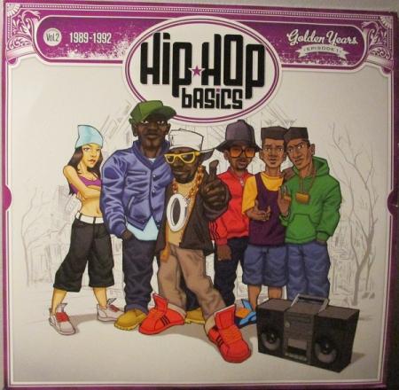 Hip Hop Basics Vol.2 - 1989-1992 - Golden Years Episode 1