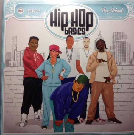 Hip Hop Basics Vol.4 - 1998-2015 - New School