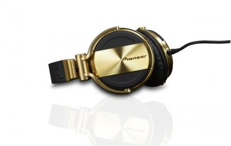 Fone Pioneer HDJ 1500 Dourado