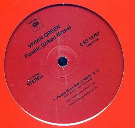 Vivian Green – Fanatic (Urban Mixes)