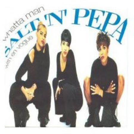 Salt 'N' Pepa with En Vogue ?– Whatta Man