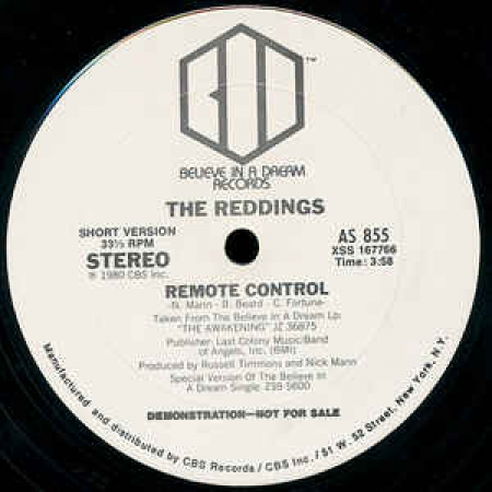 The Reddings ?– Remote Control