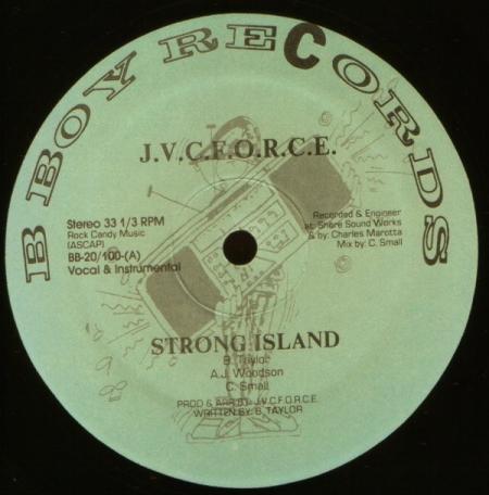 J.V.C. F.O.R.C.E. ?– Strong Island
