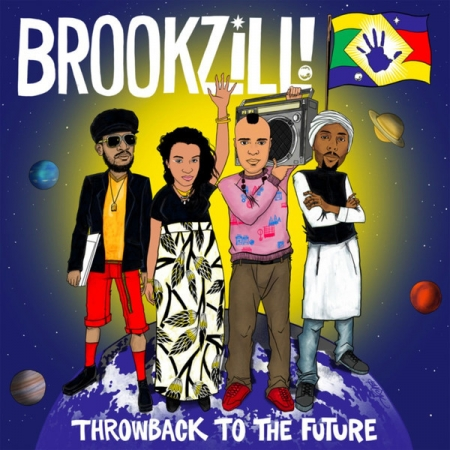 Brookzill! ‎– Throwback To The Future