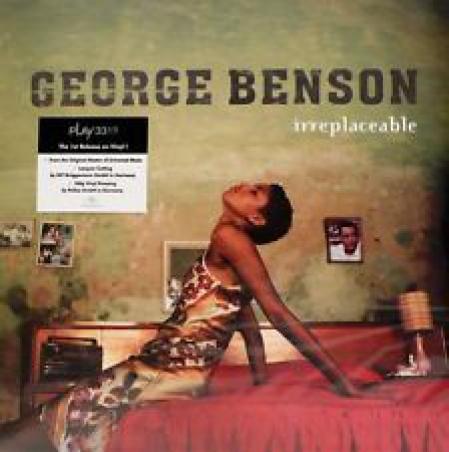 George Benson ?– Irreplaceable  LACRADO