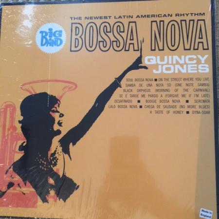Quincy Jones & His Orch – Big Band Bossa Nova