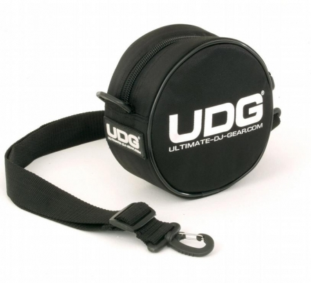 Bag UDG Para Fones de Ouvido Preta