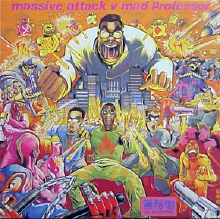 Massive Attack V Mad Professor ?– No Protection
