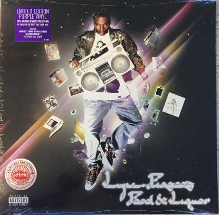 Lupe Fiasco ?– Lupe Fiascos Food & Liquor (Vinyl Roxo)