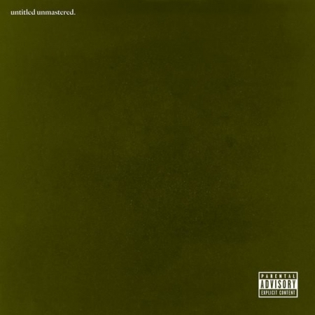 Kendrick Lamar ‎– Untitled Unmastered