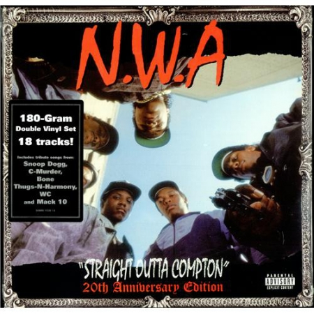 NWA – Straight Outta Compton (20th Anniversary Edition)