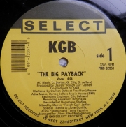 KGB ‎– The Big Payback