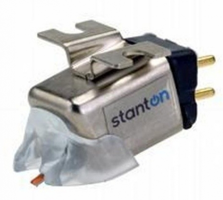 Capsula e agulha Stanton 520 V3