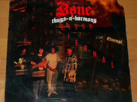 Bone Thugs-N-Harmony ‎– E 1999 Eternal