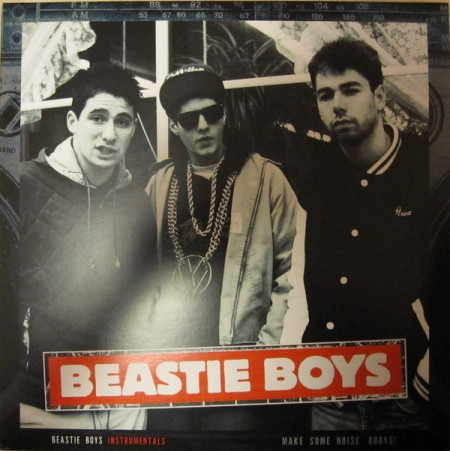Beastie Boys ‎– Make Some Noise Bboys LACRADO