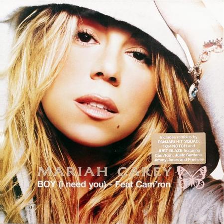 Mariah Carey – Boy (I Need You)