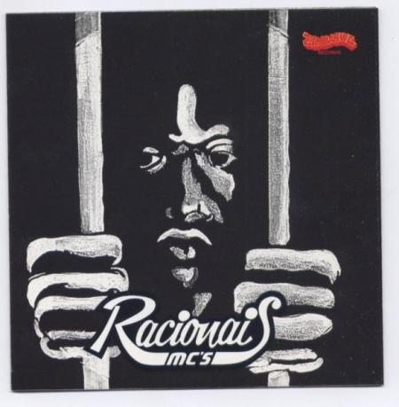Racionais MCs– Racionais MCs INSTRUMENTAL