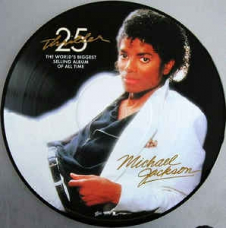 Michael Jackson – Thriller 25 PICTURE