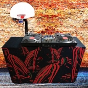 Capa de mesa para de Dj ( A Tribe Called Quest )