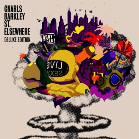 Gnarls Barkley – St. Elsewhere