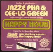 Jazze Pha & Cee-Lo Green ‎– Happy Hour