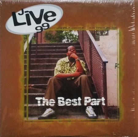 J-Live ‎– The Best Part