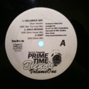 DJ AP - Primetime Blends Volume 1
