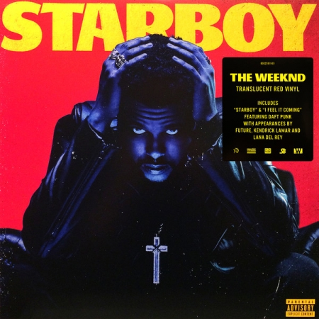 The Weeknd ‎– Starboy (LACRADO)