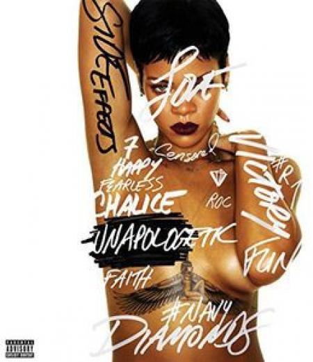 Rihanna – Unapologetic LACRADO